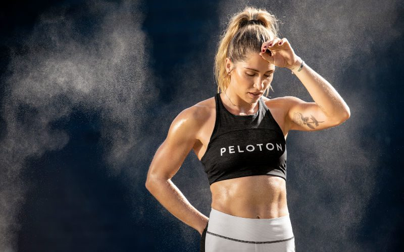 Peloton's Selena Samuela's Secret To Staying Fit: Carbs 1