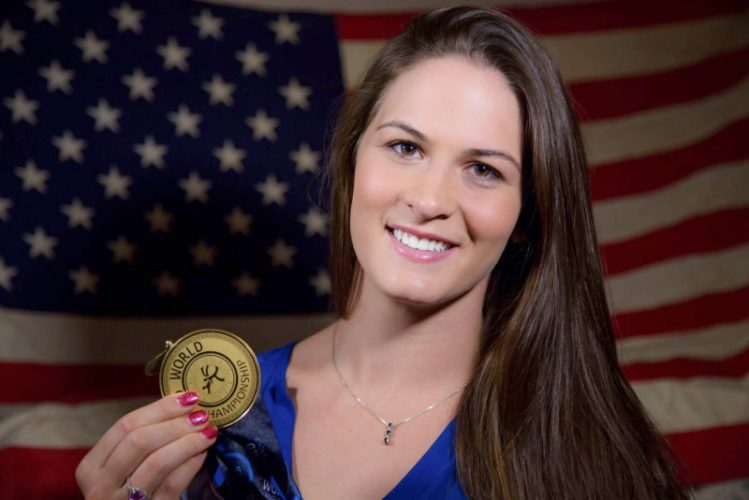 Wrestler Adeline Gray Takes Sexism To The Mat 1