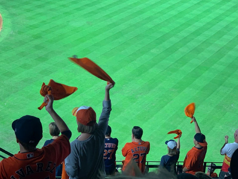 Houston Astros Fans