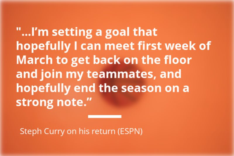 Steph Curry quote