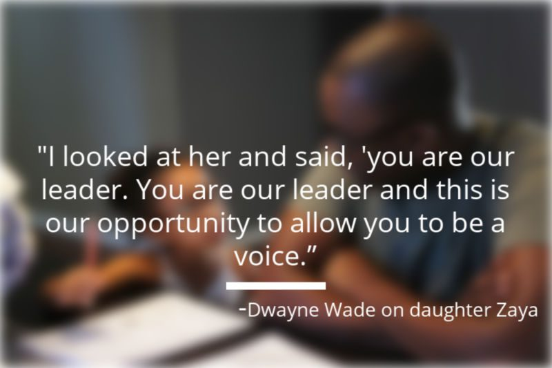 Dwayne Wade quote