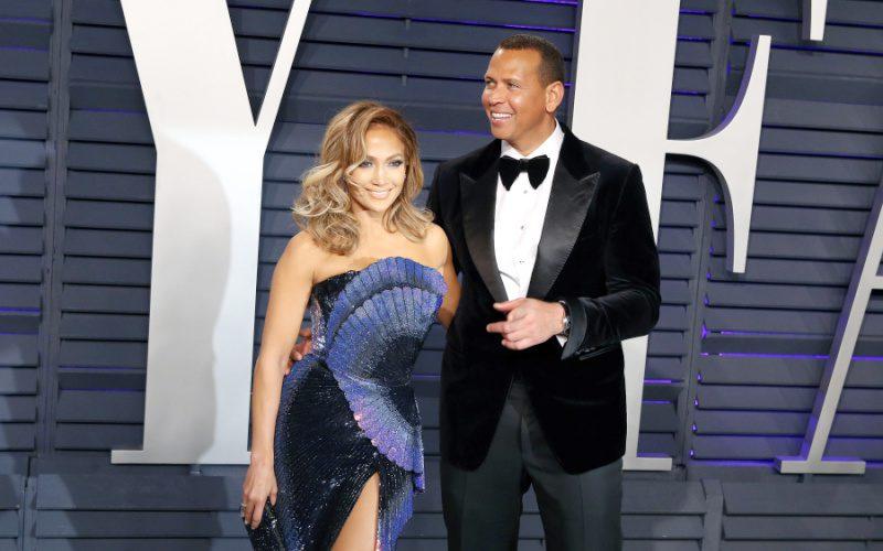 Jennifer Lopez A-Rod breakup