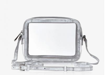 Clear bag by Gigi New York