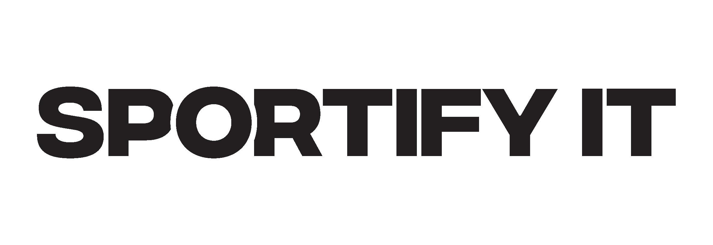 Sportify It logo