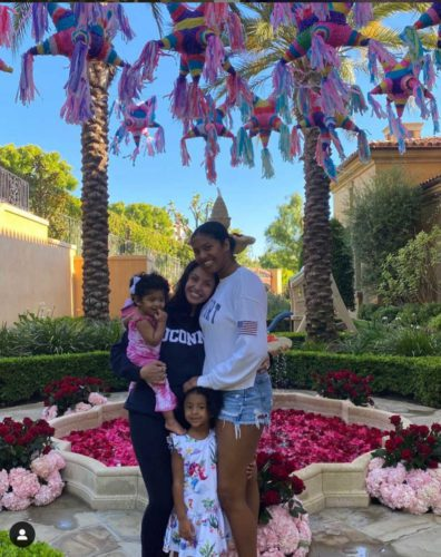 Vanessa Bryant's Completely Heartfelt Posts About Parenting Alone 2