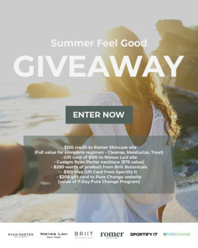 Our Summer Fun Giveaway Is Live: Enter To Win! 1