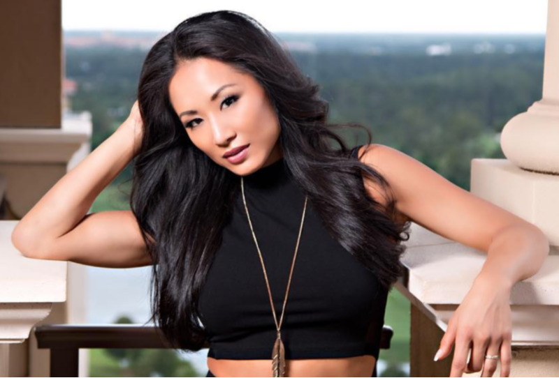 WWE star Gail Kim
